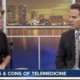 Dr. David Soria Pros and cons of telemedicine